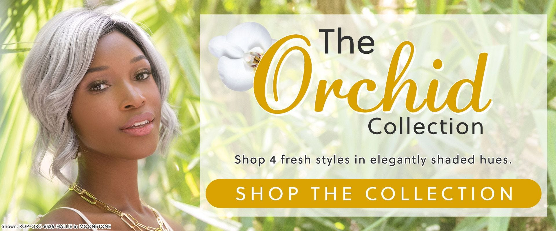 New Orchid Collection Styles Are Here