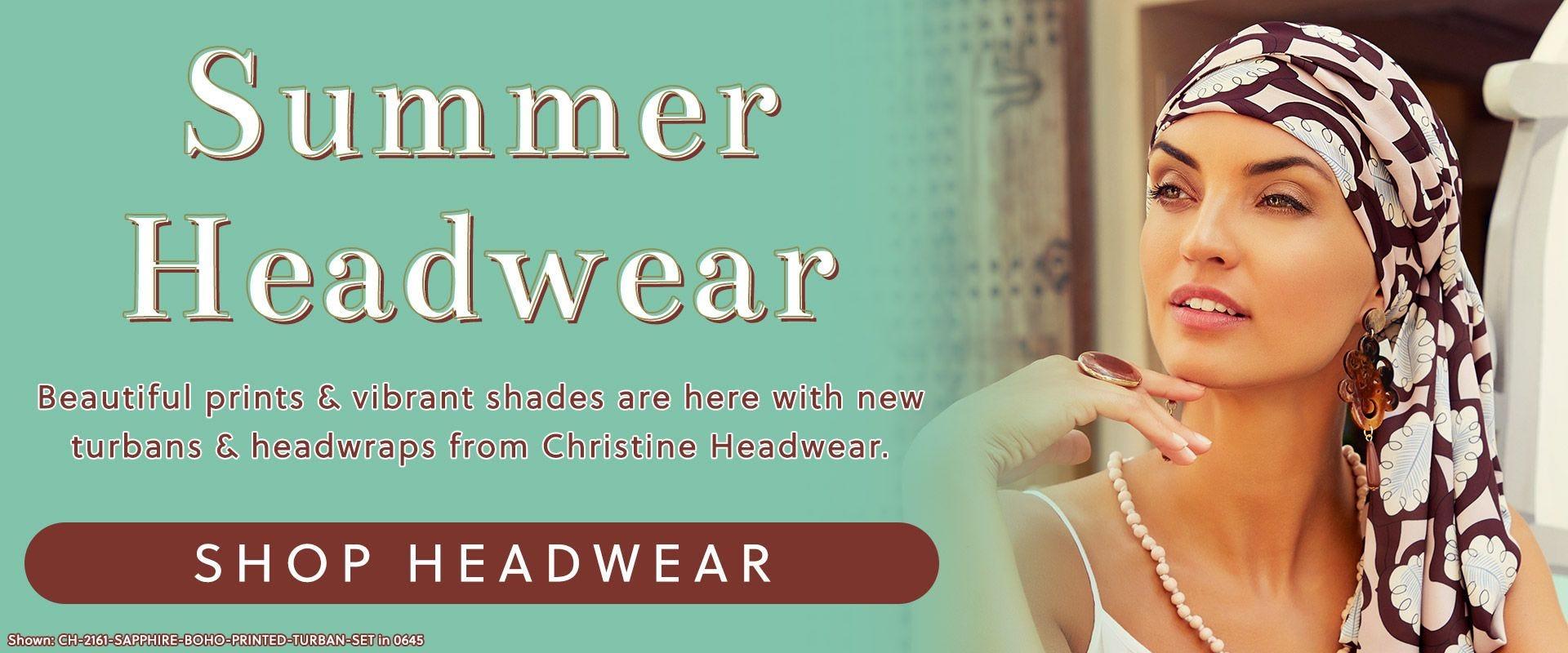 Shop Summer Headwear From Christine Headwear, Ellen Wille, & More