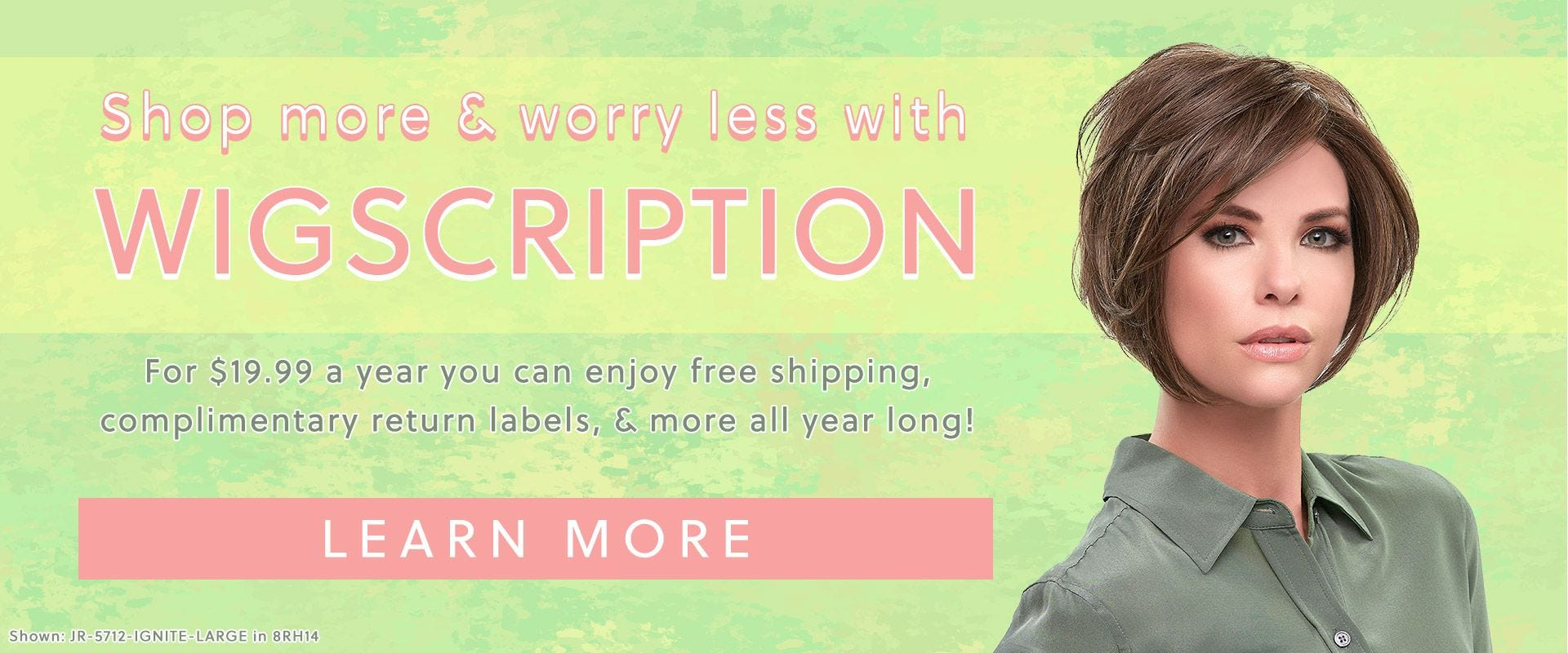 The Best Way To Shop For Wigs Online - Wigscription!