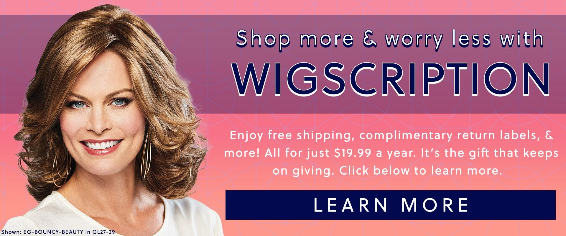 Join Wigscription For Perks All Year Long!