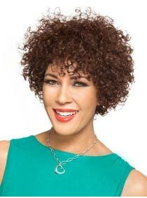 Donna Human Hair Wig