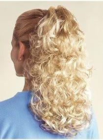 Easy Clip Medium Curl Hairpiece