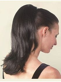 Easy Clip Straight Hairpiece