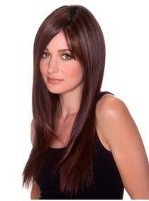 """Straight Press 23"""" Monofilament Wig"""