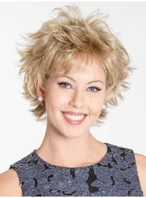Nikki Partial Monofilament Wig