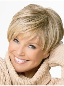 Uptown Monofilament Wig by Christie Brinkley Final Sale (Ships Same Day)