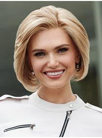 Sheer Style Large Lace Front Wig