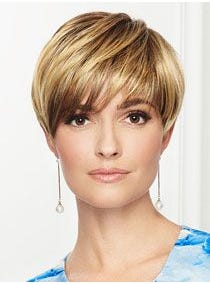 So Stylish Monofilament Synthetic Wig