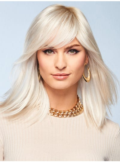 Stepping Out Large Monofilament Wig