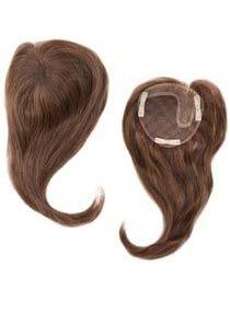 Add-On Left Human Hair Piece