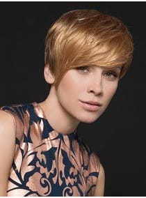 Point Monofilament Wig