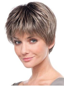 Top Mono Synthetic Hairpiece