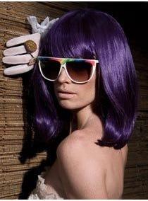 Go-Go Girl Synthetic Wig