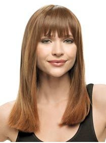 Bangs Synthetic Hairpiece