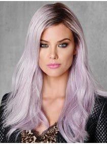 Lilac Frost Fantasy Color Wig