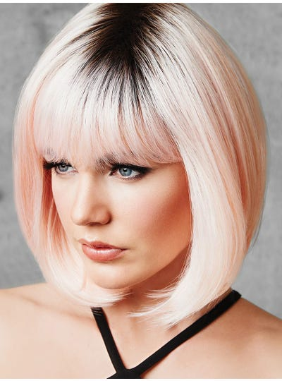Peachy Keen Heat-Friendly Synthetic Wig