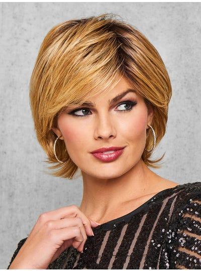 Vintage Volume Heat Friendly Synthetic Wig