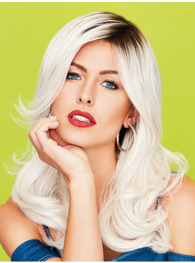 Whiteout Fantasy Color Wig