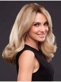 Angie Elite Human Hair Lace Front Wig