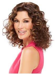 "18"" easiPart Human Hair Hairpiece"