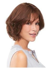 """easiPart 8"""" French Renau Exclusives Human Hair Hairpiece"""