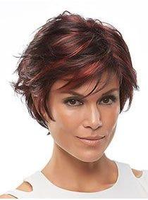 Mariska Monofilament Wig
