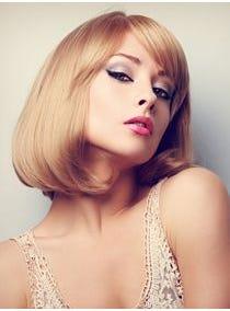 Topaz Petite-Average Human Hair Wig