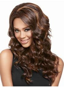 Goddess Waves Lace Front Wig Final Sale