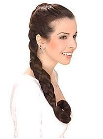 Braid 214 Synthetic Hairpiece