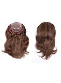 Human Hair 267H 3/4 Wig