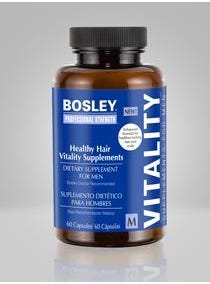 Male Hair Supplement