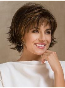 Sky Large Synthetic Wig