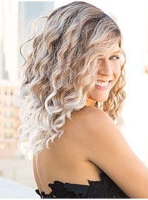 Hudson Lace Front Synthetic Wig