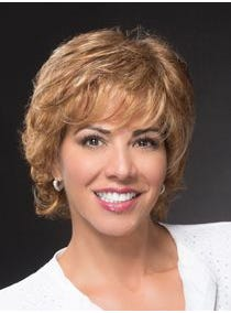 Orchid Monofilament Wig