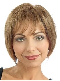 Rose Syn Mono Top Hairpiece