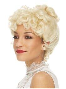 Gibson Girl Costume Wig