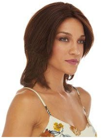 Julianne Monofilament Human Hair Wig