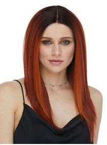 Lavendar Lace Front Wig