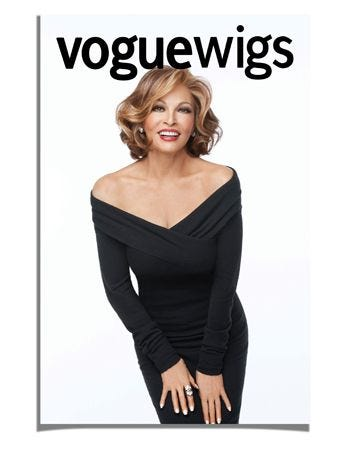 VogueWigs Timeless Catalog - Edition #1
