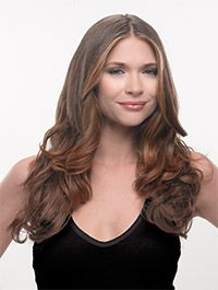 23 Inch Wavy Clip-In Hair Extensions by Hairdo