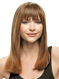 Bangs Synthetic Hairpiece by Hairdo