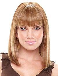 Flame Heat Defiant Monofilament Wig<