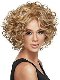 Still Curls Lace Front Synthetic by LuxHair