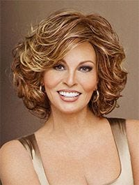 Embrace Synthetic Wig by Raquel Welch