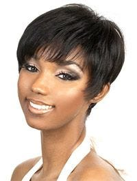 Bom Human Hair Wig by Motown Tress