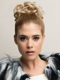 Swirlz Synthetic Hairpiece by Revlon