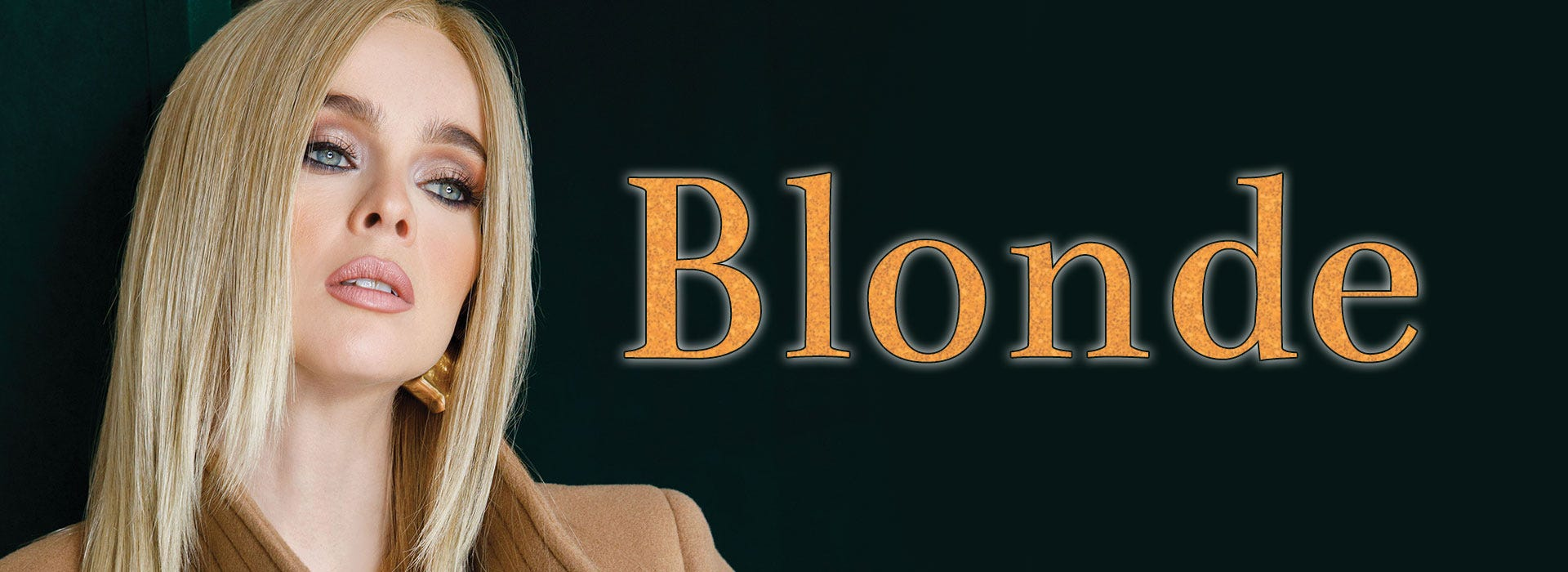 Blonde Wigs - Style Shown: Nolan Lace Front Wig by Rene Of Paris in SPRING-HONEY-T