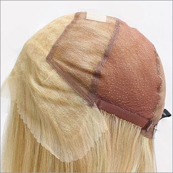 Hand-Tied Wig